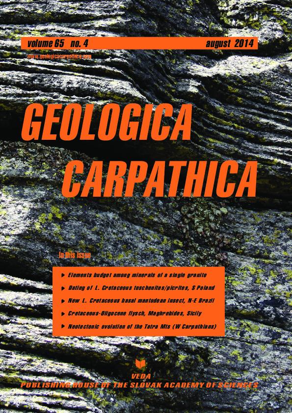 Volume 65 no. 4 / August 2014