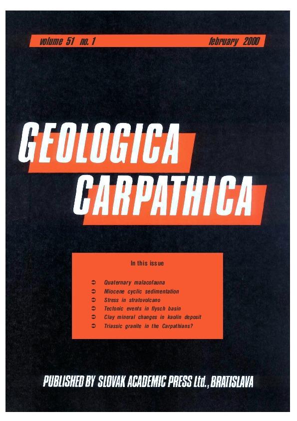 Volume 51 no. 1 / February 2000
