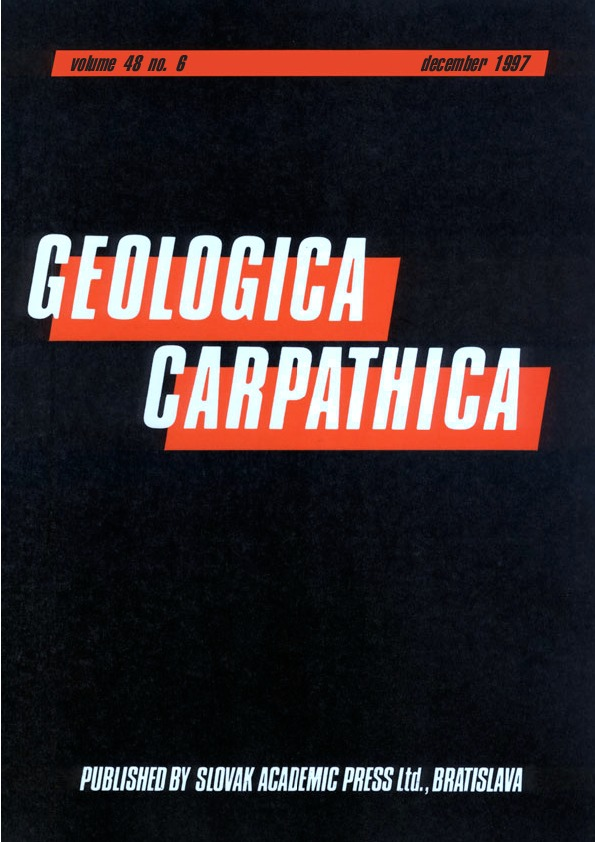 Volume 48 no. 6 / December 1997